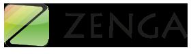 Studie en adviesbureau Zenga Logo